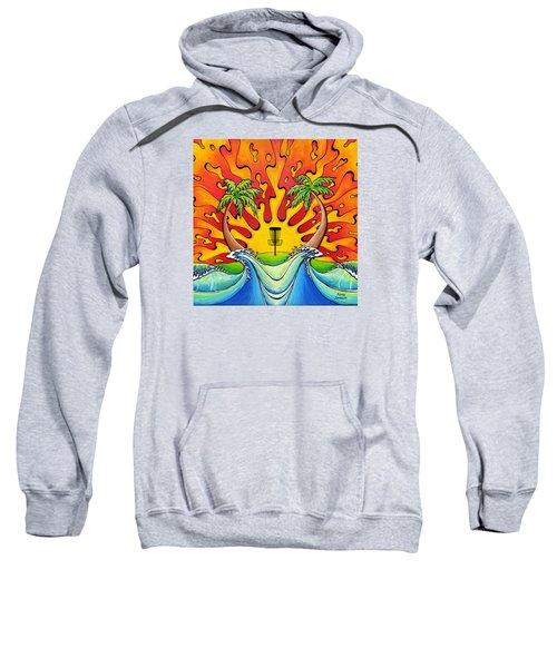 Disc Golfers Paradise Sweatshirt