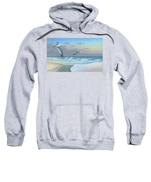 Dissolving Time Sweatshirt