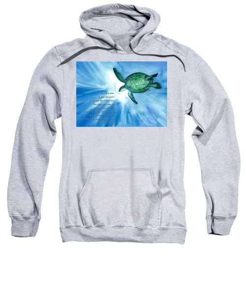 Dive Deep Sweatshirt