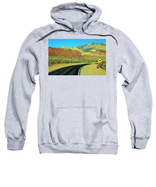 Diversified Landscape Sweatshirt