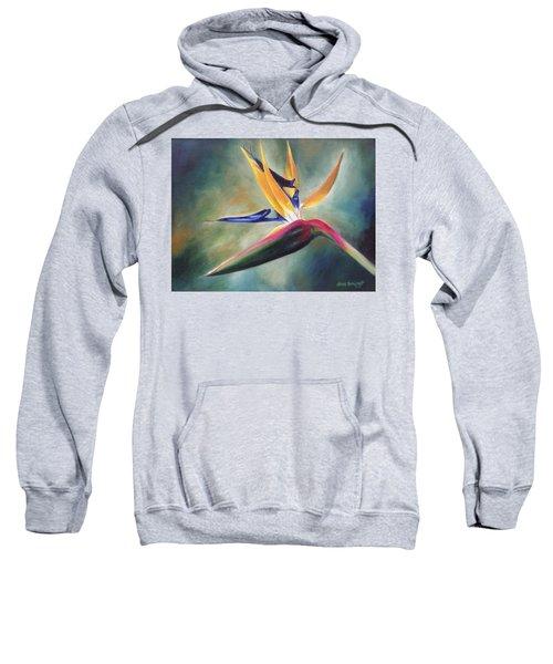 Dj's Flower Sweatshirt