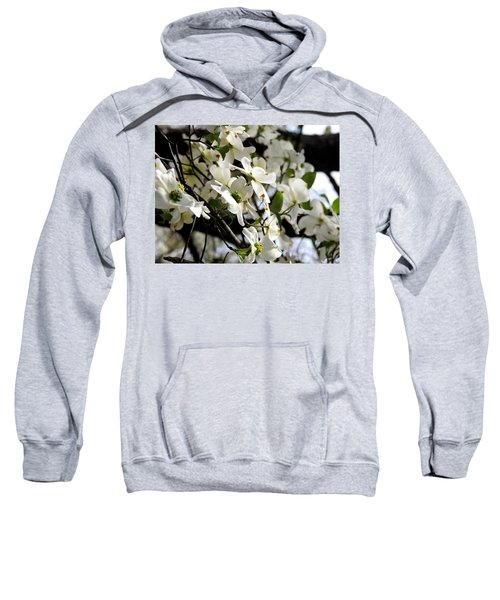 Dogwoods In The Spring Sweatshirt