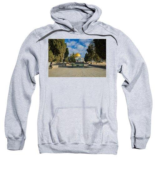 Dome Of The Rock Sweatshirt
