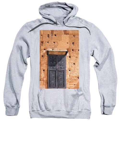 Door In Marrakesh Sweatshirt