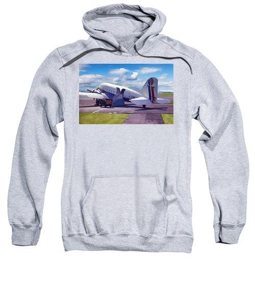 Douglas Dakota Dc3 Sweatshirt
