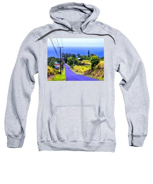 Down Into Honokaa Sweatshirt