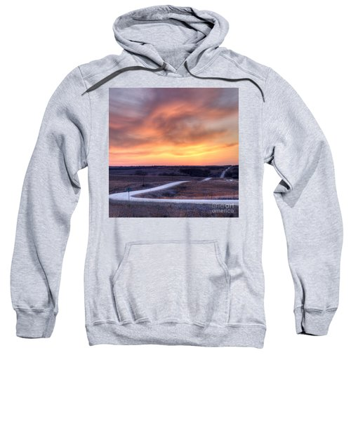 Down To The Rolling Hills Sweatshirt