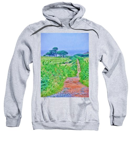 Down To The Sea Herm Island Sweatshirt