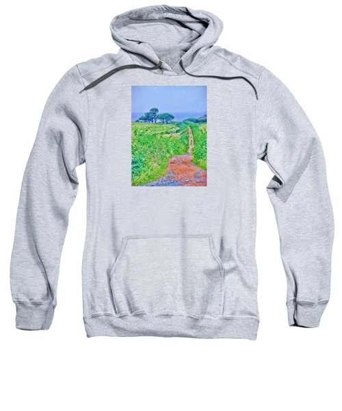 Down To The Sea Herm Island Sweatshirt