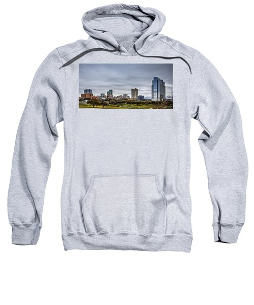 Downtown Fort Worth Trinity Trail Sweatshirt