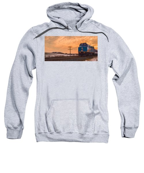 Downtown Train Sweatshirt