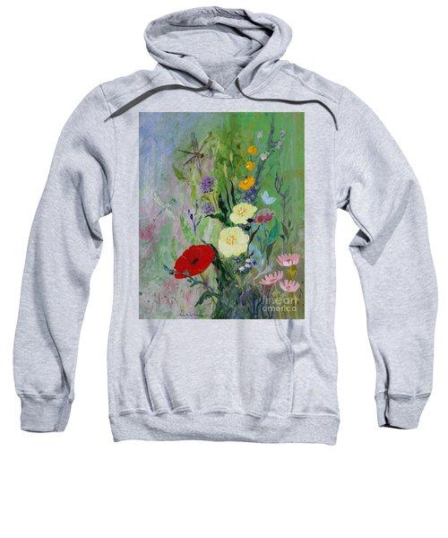 Dragonflies Dancing Sweatshirt
