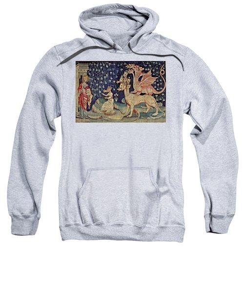 Dragons Vomiting Frogs, Apocalypse Sweatshirt