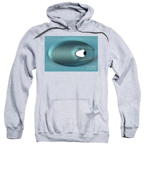 Eagerman Blue Sweatshirt