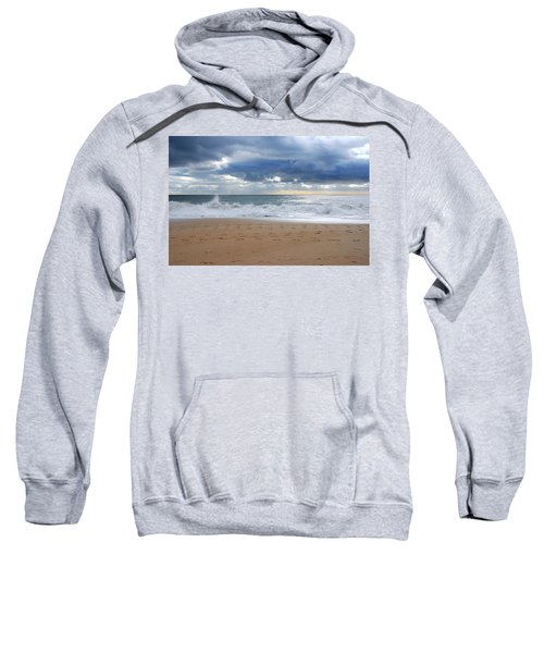 Earth's Layers - Jersey Shore Sweatshirt