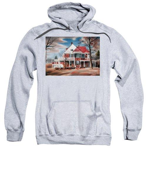 Edgar Home Sweatshirt