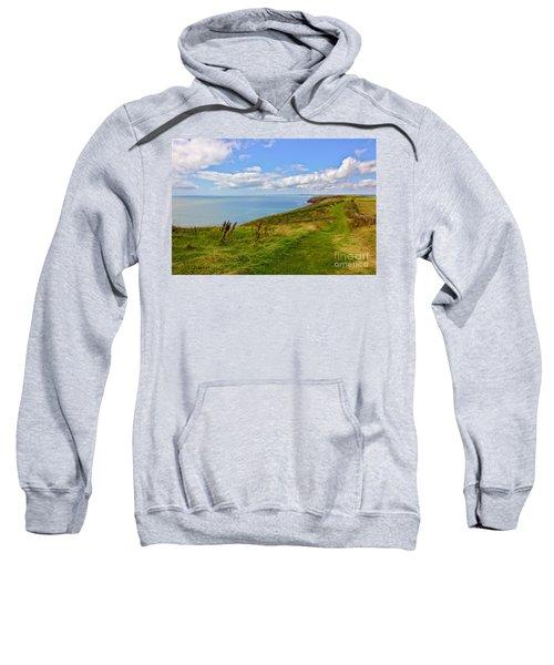 Edge Of The World Sweatshirt