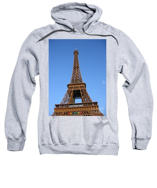 Eiffel Tower 2005 Ville Candidate Sweatshirt