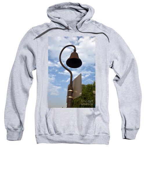 El Camino Real Bell Outside Of San Gabriel Mission Sweatshirt