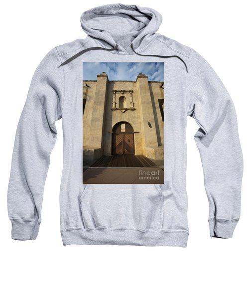 El Camino Real Door Entrance Way San Gabriel Mission Sweatshirt