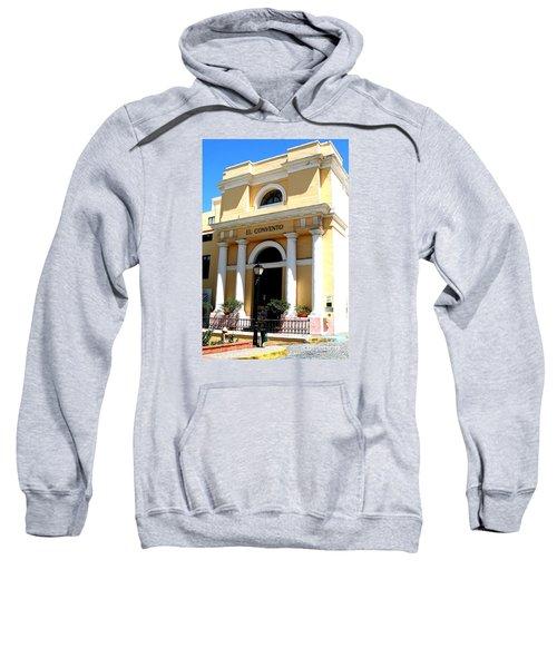 El Convento Hotel Sweatshirt