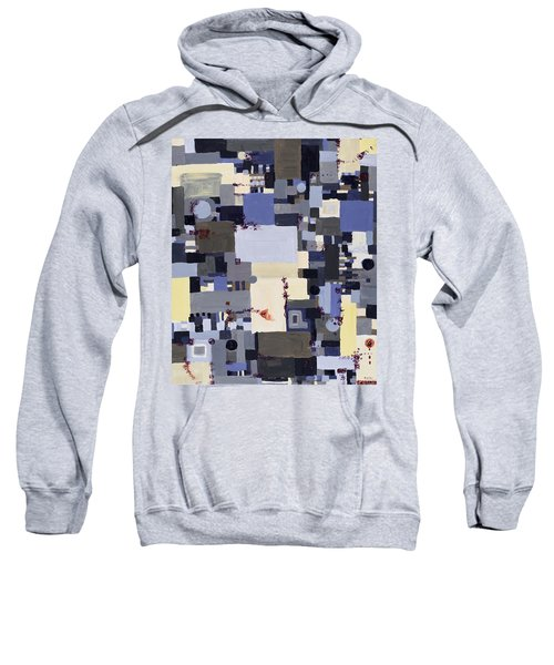 Elastic Dialog Sweatshirt