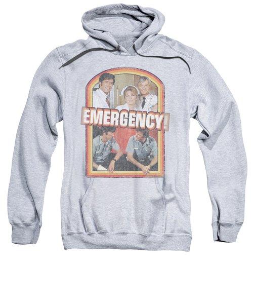 Emergency - Retro Cast Sweatshirt
