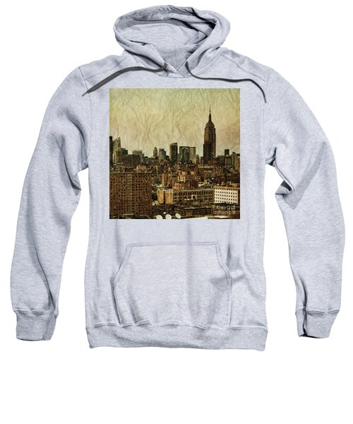 Empire Stories Sweatshirt by Andrew Paranavitana