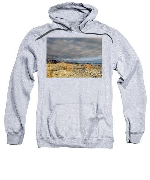 Enclosed In Between Sweatshirt