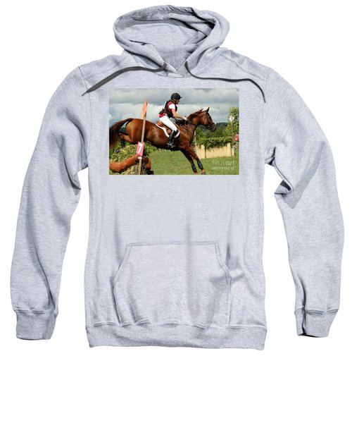 End Of The Jump Sweatshirt