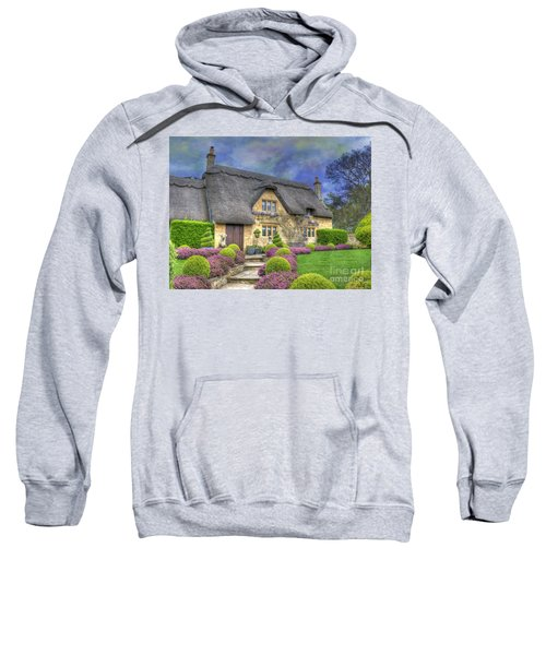 English Country Cottage Sweatshirt