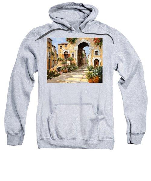 Entrata Al Borgo Sweatshirt