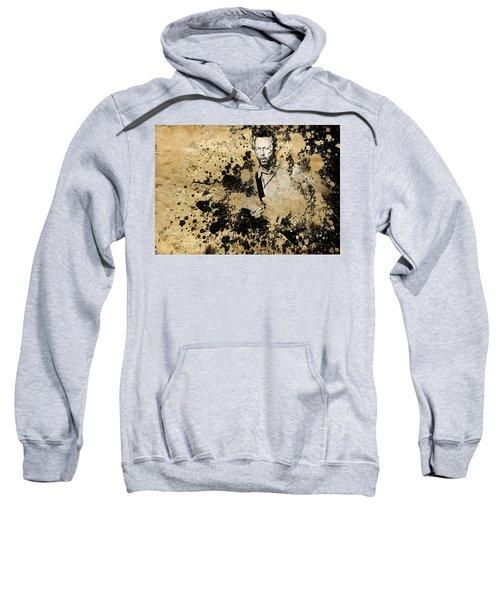 Eric Clapton 3 Sweatshirt by Bekim Art
