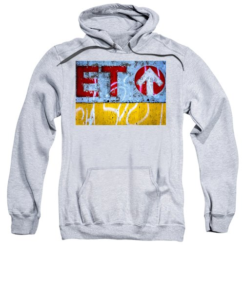 ET  Sweatshirt by Bob Orsillo
