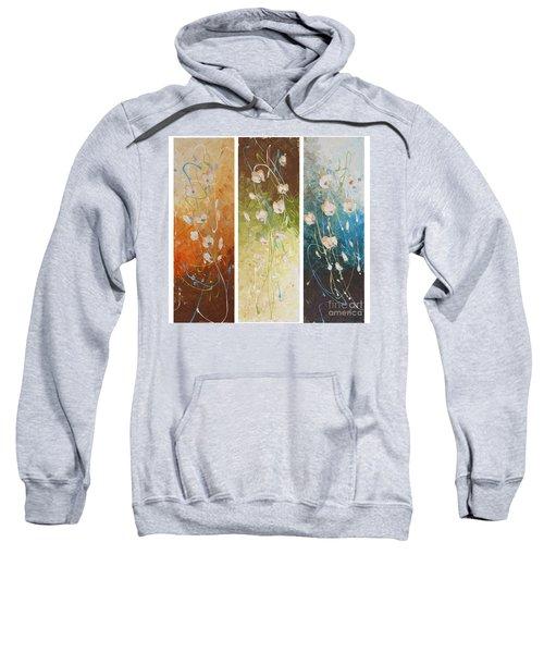 Evening Blossom Sweatshirt