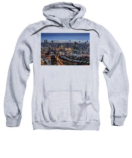 Evening City Lights Sweatshirt