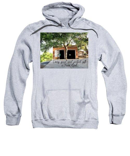 Every Good And Perfect Gift Sweatshirt