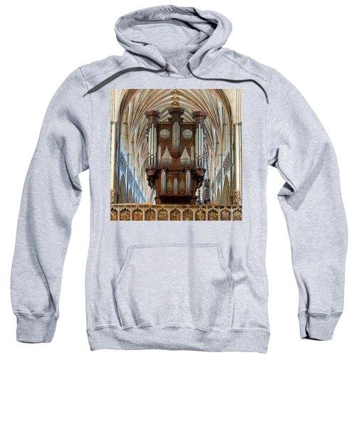 Exeter's King Of Instruments Sweatshirt
