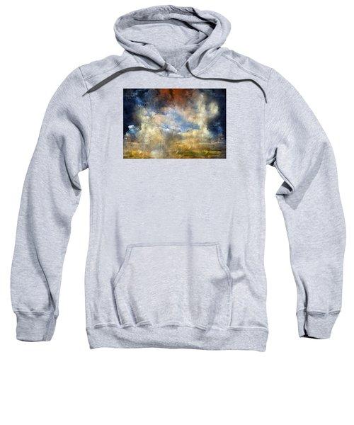 Eye Of The Storm  - Abstract Realism Sweatshirt