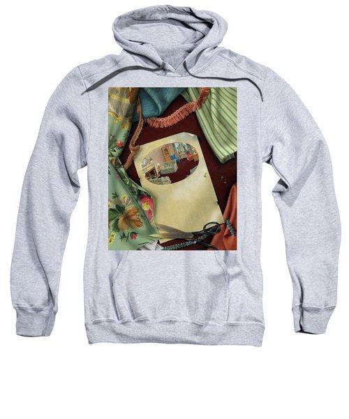 Fabrics And Trimmings Sweatshirt