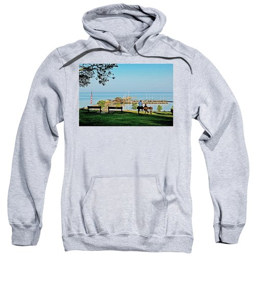 Fairhope Alabama Pier Sweatshirt