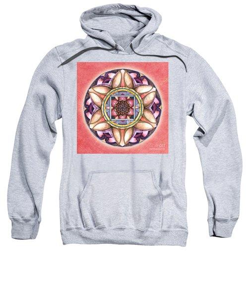 Faith Mandala Sweatshirt