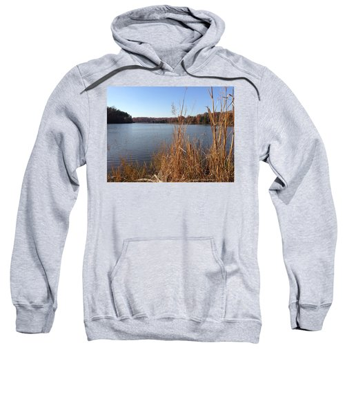 Fall On The Creek Sweatshirt