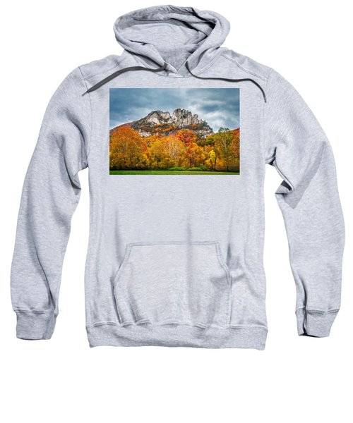 Fall Storm Seneca Rocks Sweatshirt