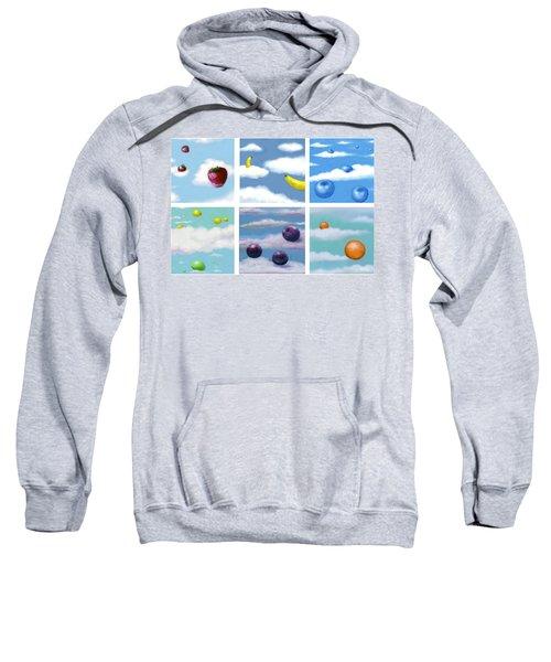 Falling Fruit Group Sweatshirt