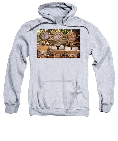 Farm Scales Sweatshirt