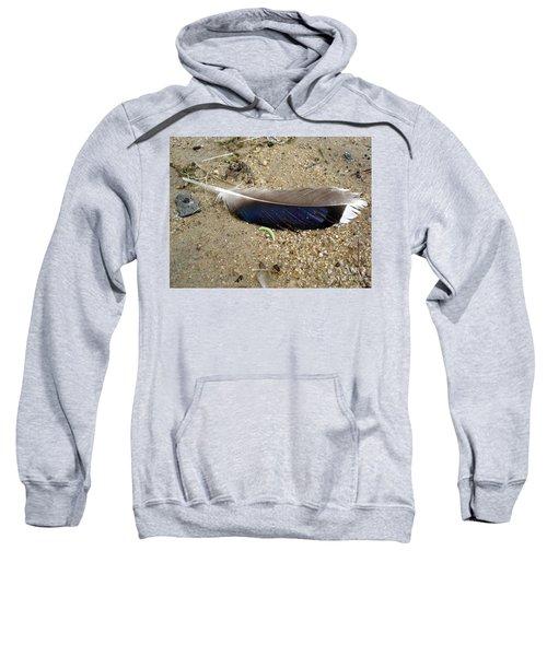 Feather And Inchworm Sweatshirt