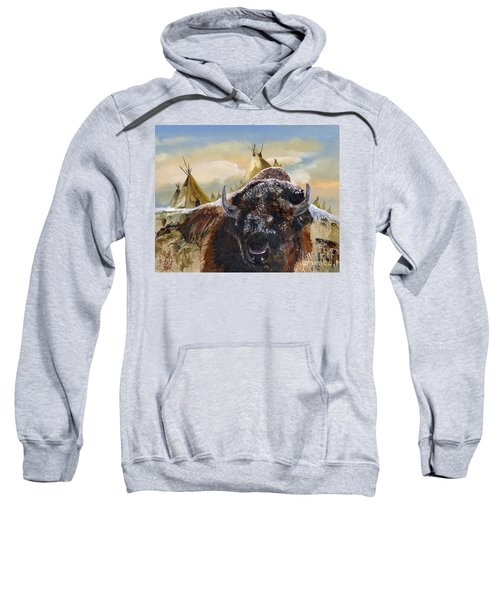 Feed The Fire Sweatshirt