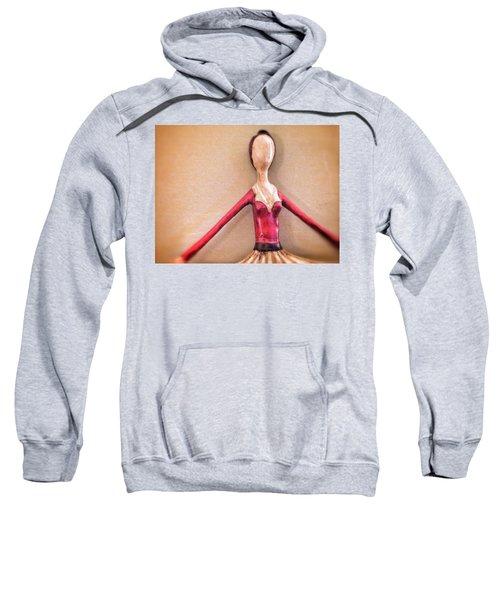 Feeling A Bit Blank Today Sweatshirt