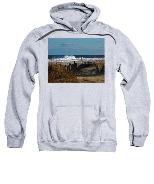 Fenwick Dunes And Waves Sweatshirt